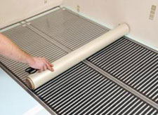 Free Electric Underfloor Heating With Under Laminate Heating